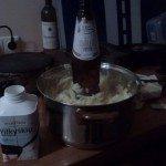 ...és így készül a krumplipüré
