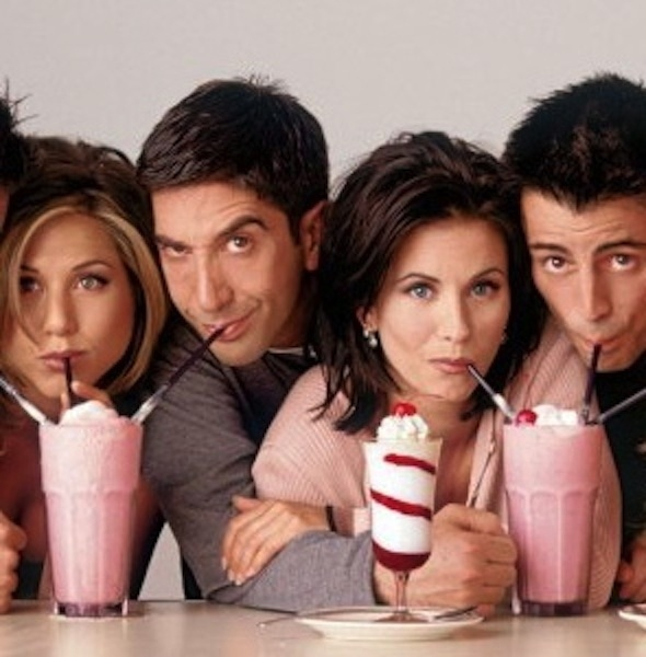 Ross és Rachel összekapcsoltak
