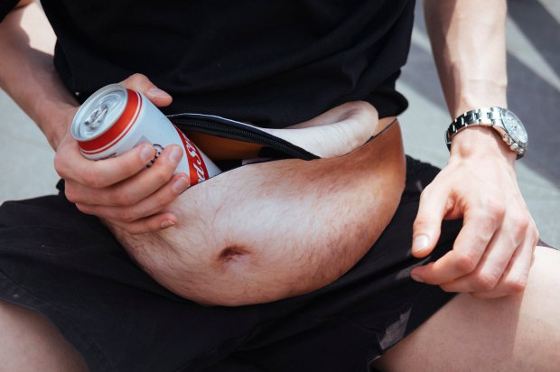 The 'Dadbag' Was Made For Men Who Want A Dad Bod But Without Eating Junk Food