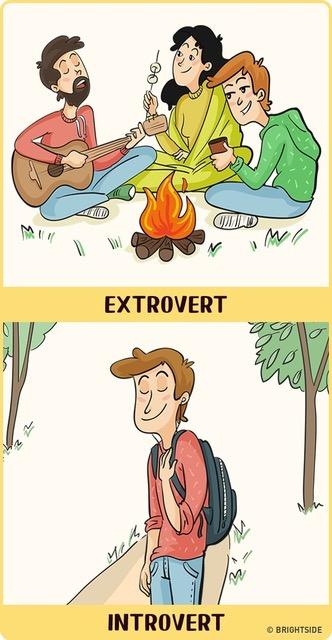 egy extrovert vagyok, aki introvertál meccsek Afrikában